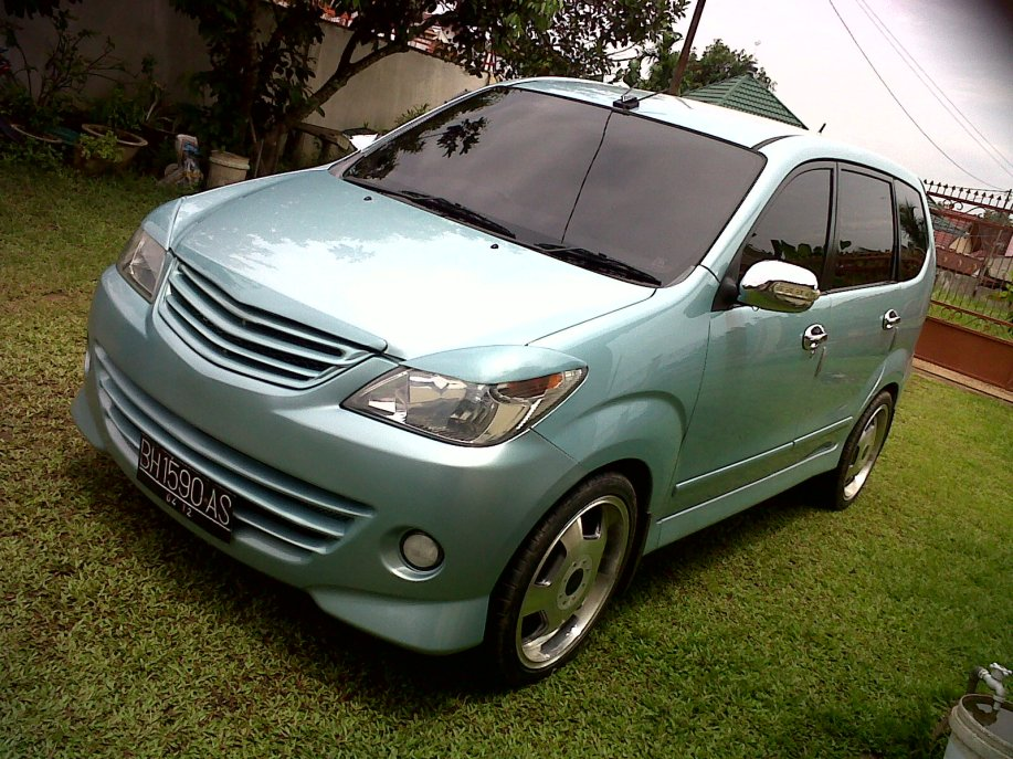 917 x 688 jpeg 156kB, Modifikasi avanza